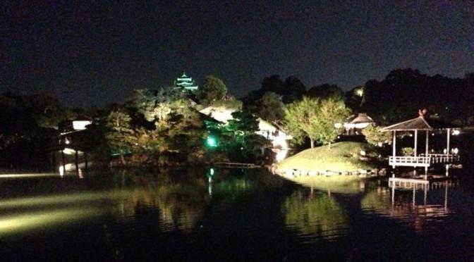 幻想庭園2013(岡山市北区)
