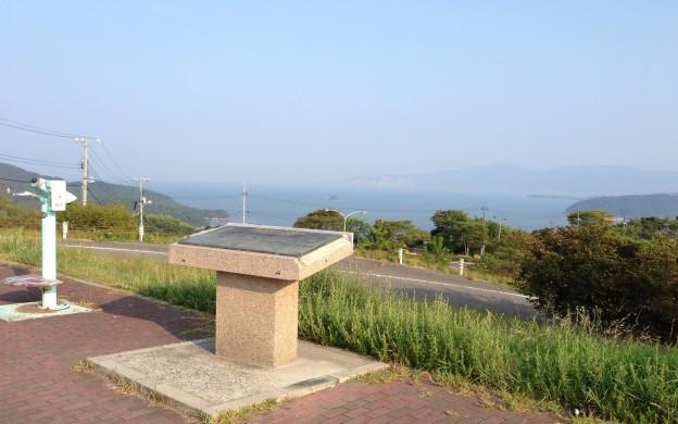 一本松展望台(瀬戸内市)