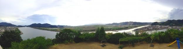 古城山展望台(笠岡市)
