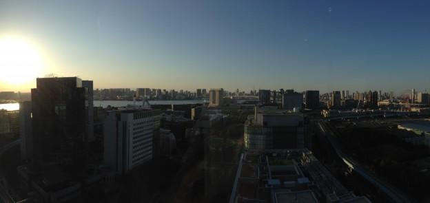 テレコムセンター展望台(江東区)