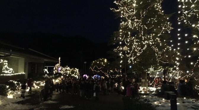 第21回クリスマスナイトフェスティバル(山口市)