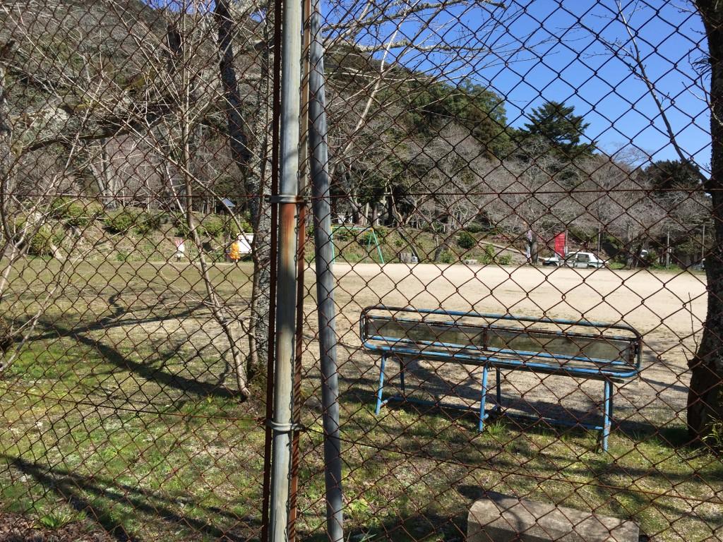 木戸公園の遊び場