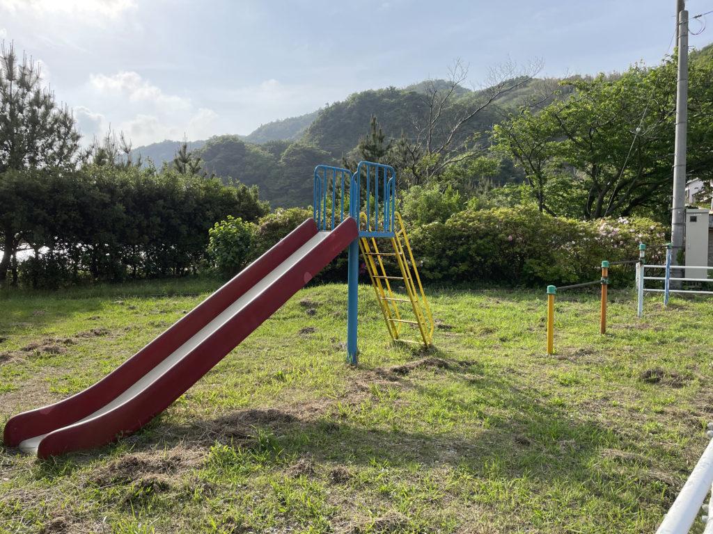 笹子公園。
