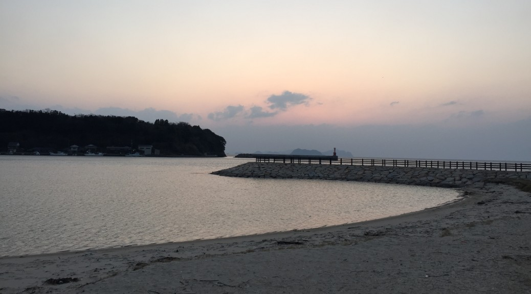 美萩海浜公園(山口県萩市)